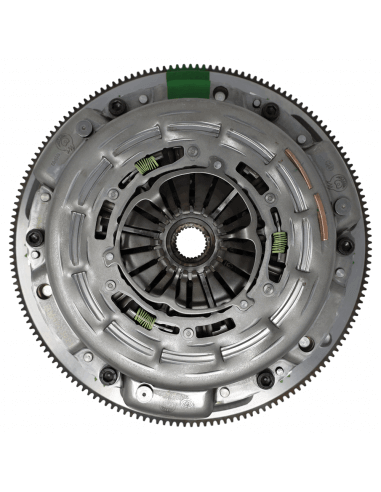 Monster R Series Twin Disc Clutch - C5
